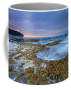 Sunrise Beneath The Storm Coffee Mug by Mike  Dawson