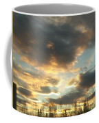 Sunrise Cloudscape Coffee Mug