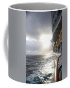 Sunrise Cruise Coffee Mug