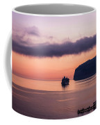 Sunrise Departure Coffee Mug