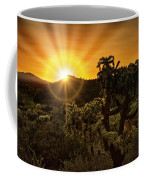 Sunrise Done With An Arizona Flare Coffee Mug