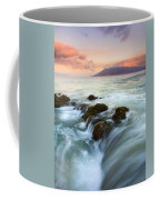 Sunrise Drain Coffee Mug
