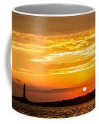 Sunrise Field Goal Coffee Mug