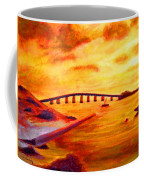 Sunrise Fiesta Key Coffee Mug