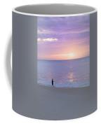 Sunrise Fisherman 2 Coffee Mug
