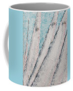Sunrise Fog Regatta Coffee Mug