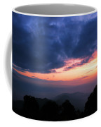 Sunrise From Tiger Hill In Darjeeling Coffee Mug