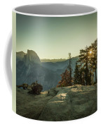Sunrise Glacier Point Coffee Mug