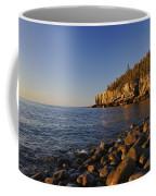 Sunrise In Acadia Coffee Mug