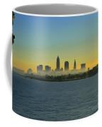 Sunrise In Cleveland Ohio Coffee Mug