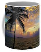 Sunrise In Fajardo, Puerto Rico Coffee Mug