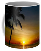 Sunrise In Florida / A Coffee Mug