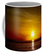 Sunrise In Florida / C Coffee Mug