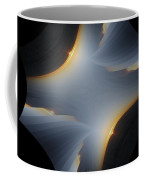 Sunrise In Fractal Coffee Mug