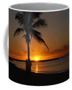 Sunrise In Key West Fl Coffee Mug