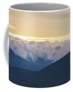 Sunrise In North Georgia Mountains 2 Coffee Mug