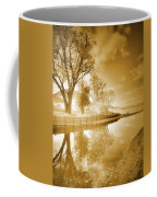 Sunrise In Sepia Coffee Mug