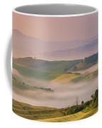 Sunrise In The Tuscany Coffee Mug