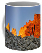 Sunrise In Torres Del Paine Coffee Mug