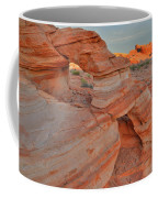 Sunrise In Valley Of Fire State Park Coffee Mug