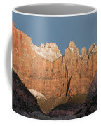 Sunrise In Zion National Park  Coffee Mug