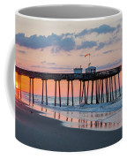 Sunrise Ocean City Fishing Pier Coffee Mug