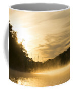 Sunrise Of Fire Coffee Mug