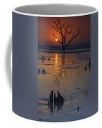 Sunrise On Boneyard Beach Coffee Mug