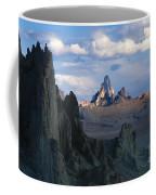Sunrise On Church Rock  Coffee Mug