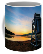Sunrise On Eighth Lake 1 Coffee Mug