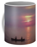 Sunrise On Lake Michigan Coffee Mug