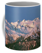 1m4120-sunrise On Mt. Olympus  Coffee Mug
