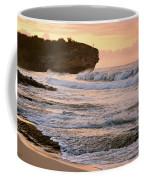 Sunrise On Shipwreck Beach Coffee Mug