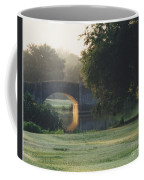 Sunrise On The Golf Course Coffee Mug