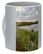 Sunrise On The Nippersink Coffee Mug