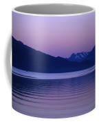 Sunrise On The Prince William Sound Coffee Mug