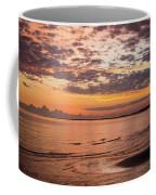 Sunrise On The Shore  Coffee Mug