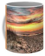 Sunrise Outer Banks Of North Carolina Seascape Coffee Mug
