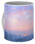 Sunrise Over Bangkok Coffee Mug