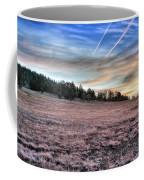 Sunrise Over Ft. Apache Coffee Mug