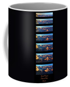 Sunrise Over Grand Canyon Coffee Mug