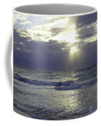Sunrise Over Gulf Of Mexico Coffee Mug