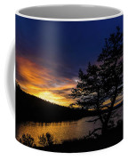 Sunrise Over Hauser Coffee Mug