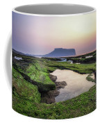 Sunrise Over Jeju Island Coffee Mug