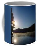 Sunrise Over Lake Lainer Coffee Mug