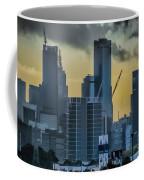 Sunrise Over Melbourne Coffee Mug
