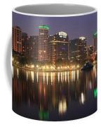 Sunrise Over Orlando Coffee Mug