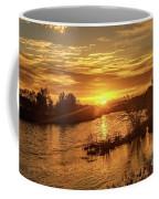 Sunrise Over  Payette River Coffee Mug