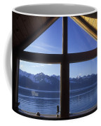 Sunrise Over Resurrection Bay From Salt Coffee Mug