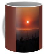 Sunrise Over Tahoe Coffee Mug